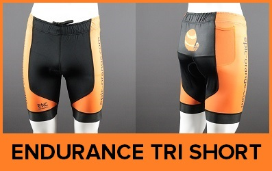 Custom Triathlon Shorts Endurance