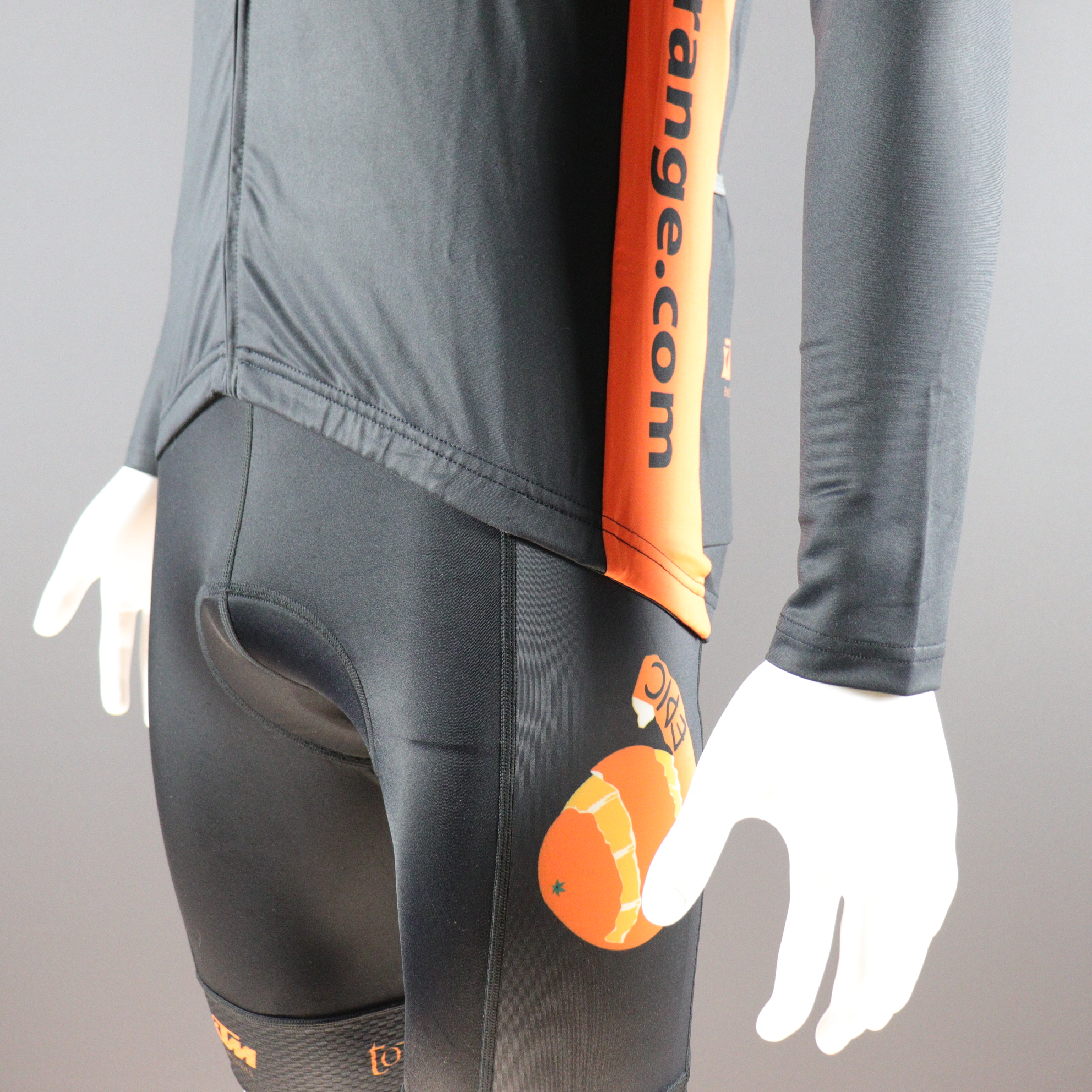 Thermal Cycle Jackets - Comfort Waist