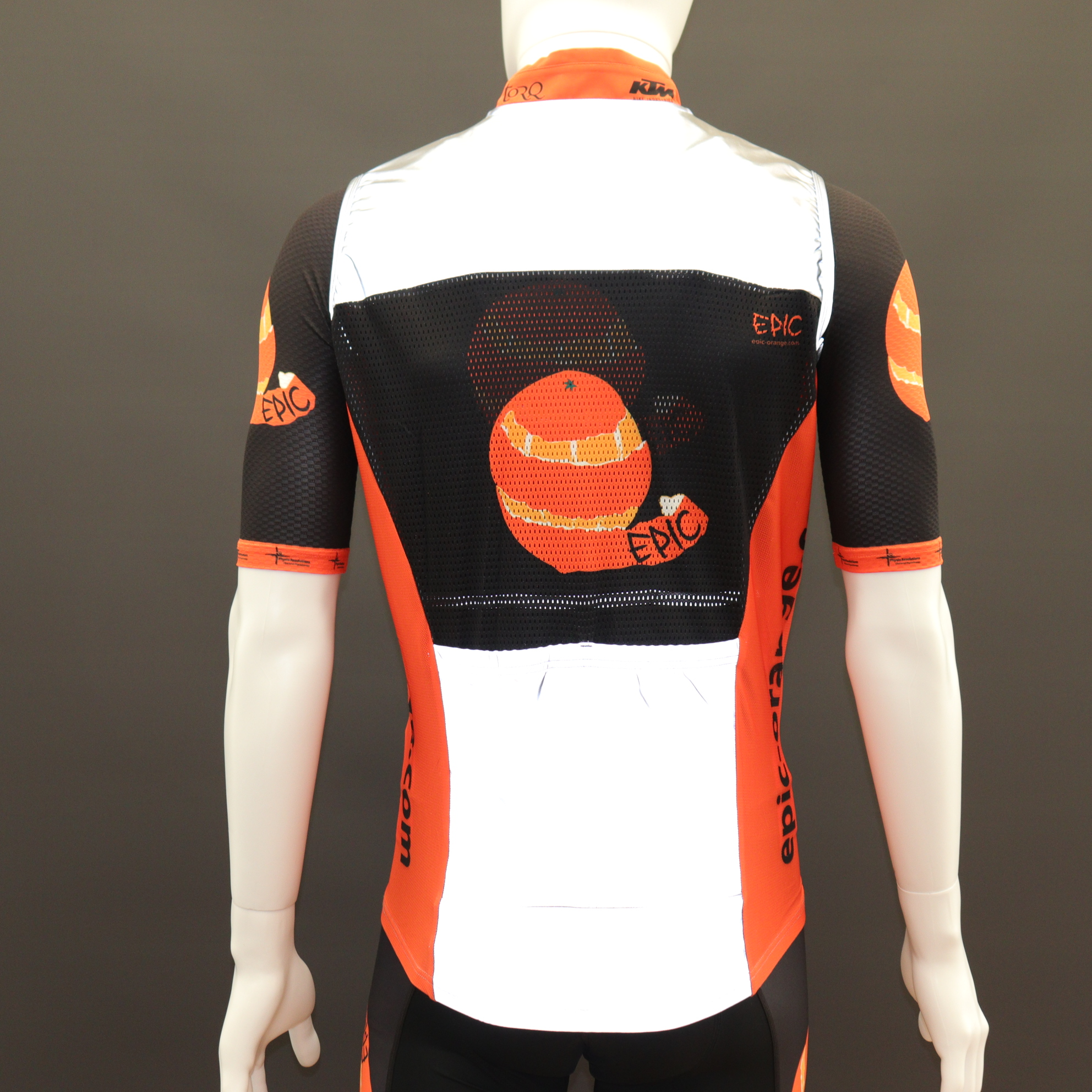 Reflective Cycle Gilets (Daylight Flash)