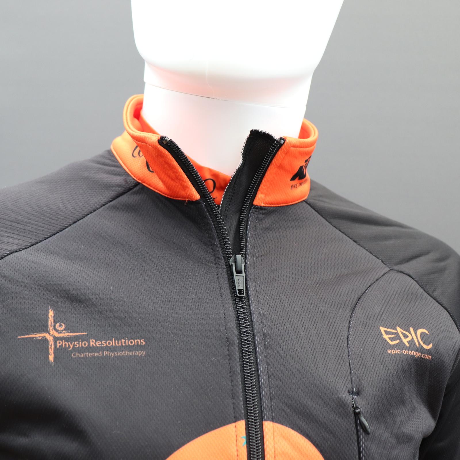 Sub Zero Custom Cycle Jackets - Windproof Zip