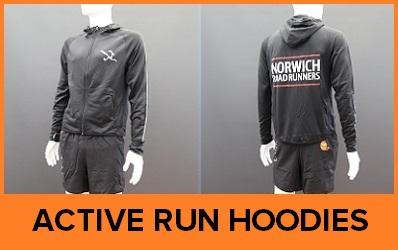 Custom Printed Running Hoodies