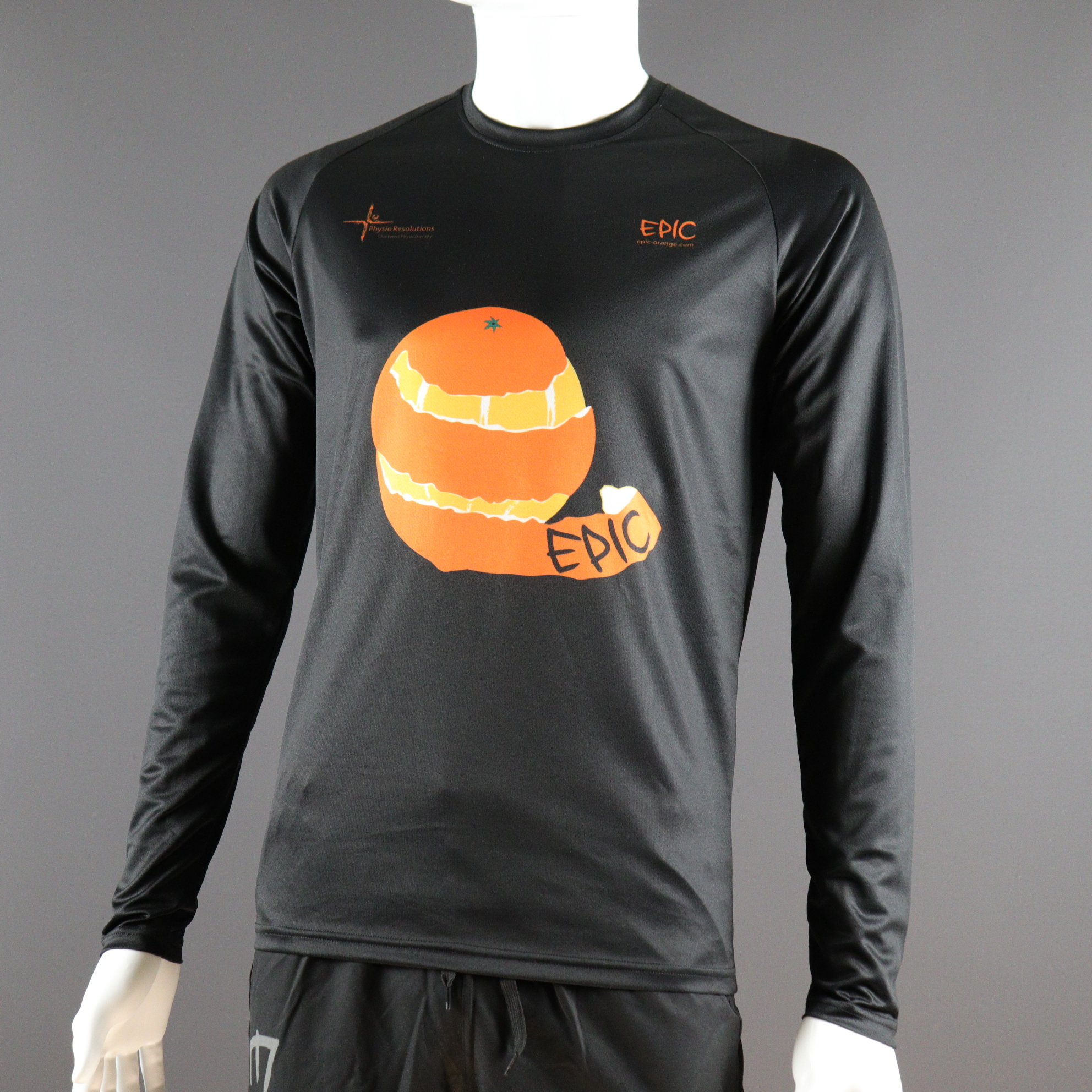 Performance Long Sleeved Run Shirts