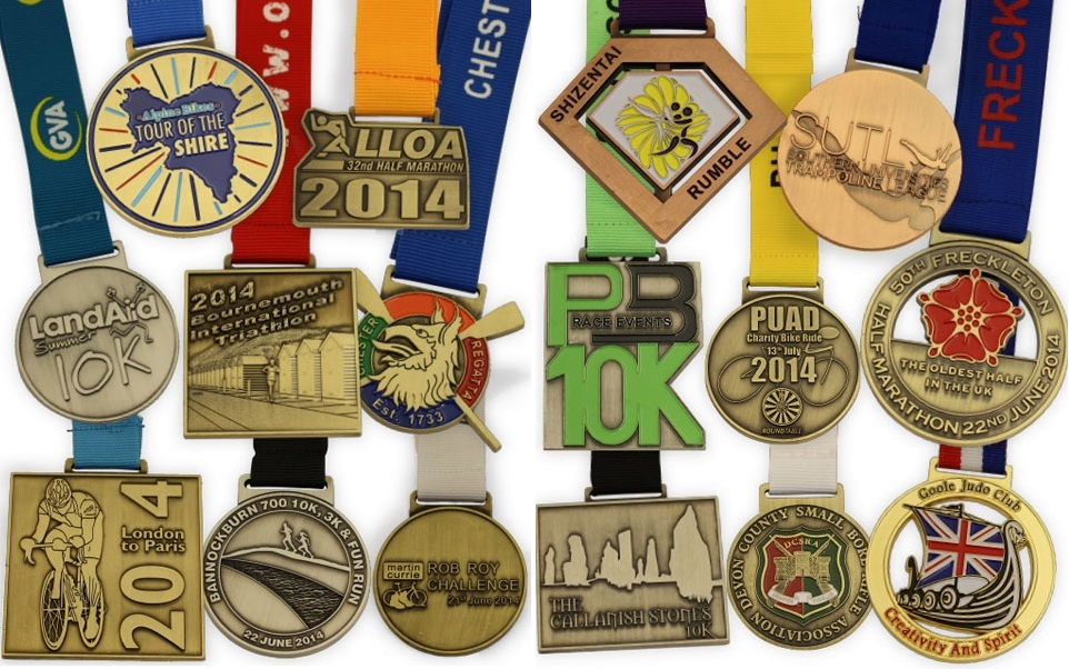 Bespoke Sports Medals