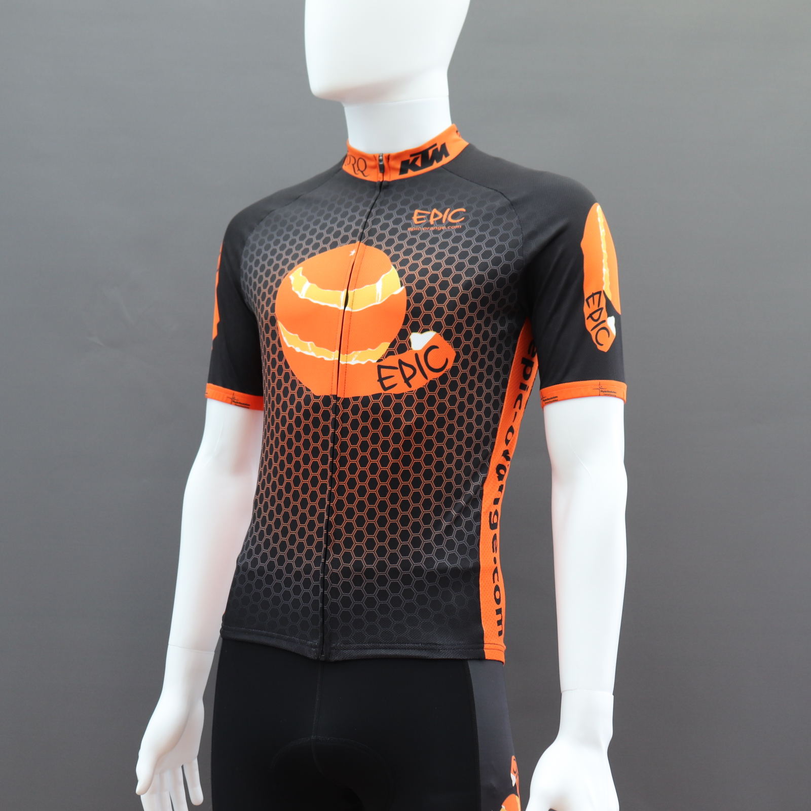 Custom Printed Classic Cycle Jerseys