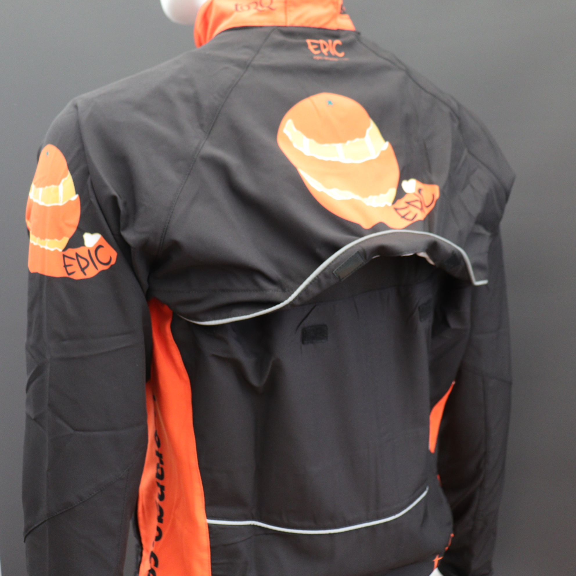 Convertible Cycle Jackets Vented Back