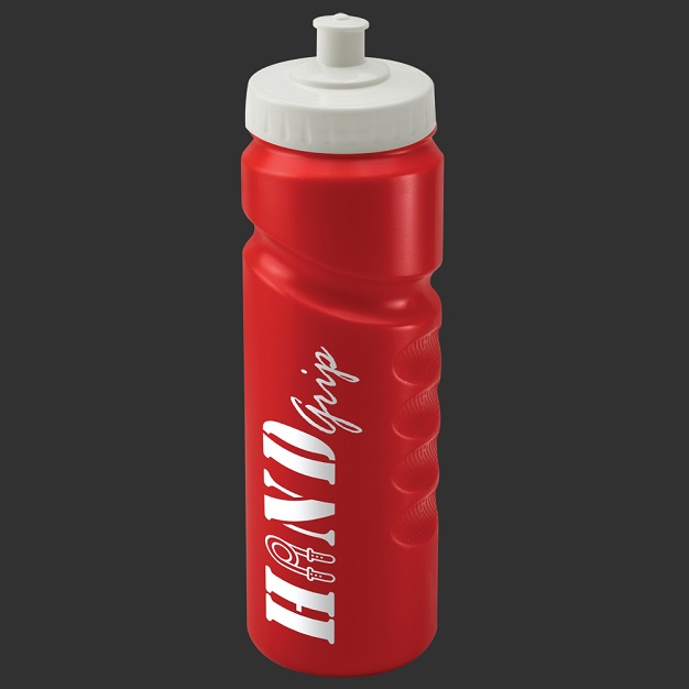 Custom Printed Sports Bottles (Finger Grip)