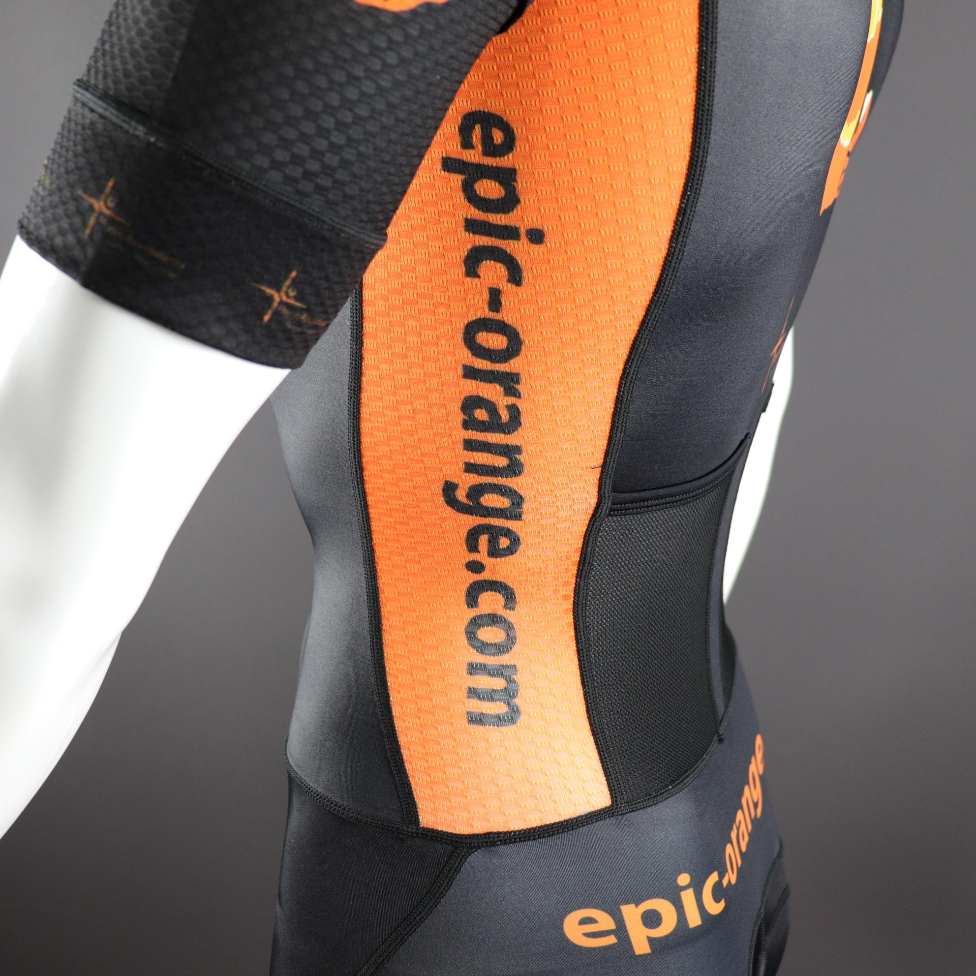 Custom Tri Speedsuits WAFFLE Side Panels