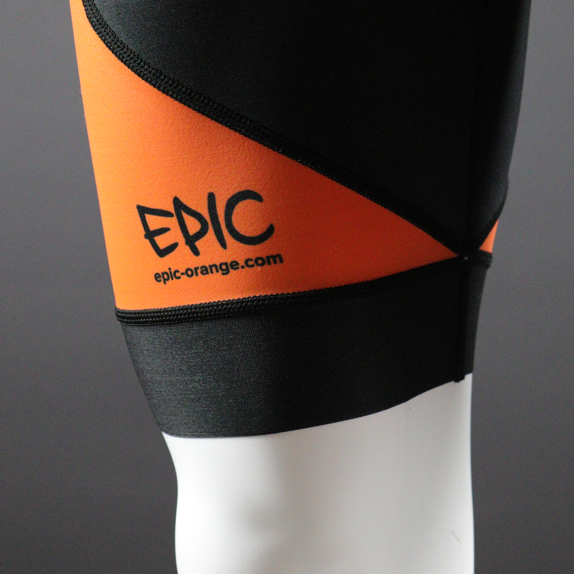 Custom Sprint Tri Shorts - Comfort Leg Grippers
