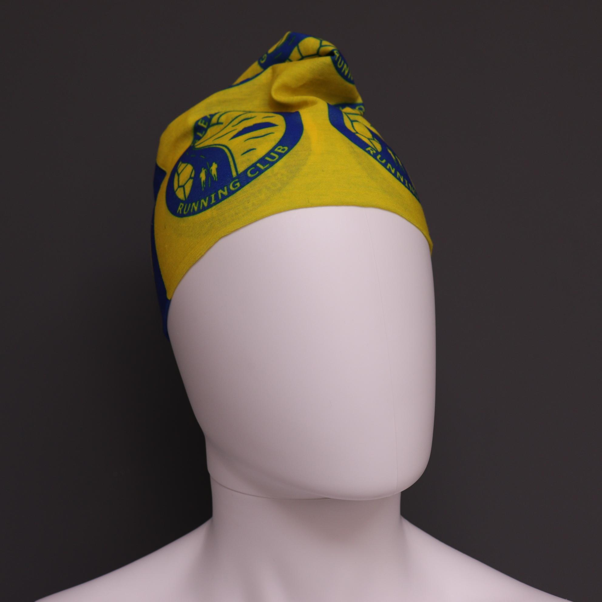 Custom Buff Style Headwear - Glenlough RC Yellow