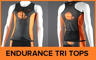 Custom Triathlon Tops Endurance