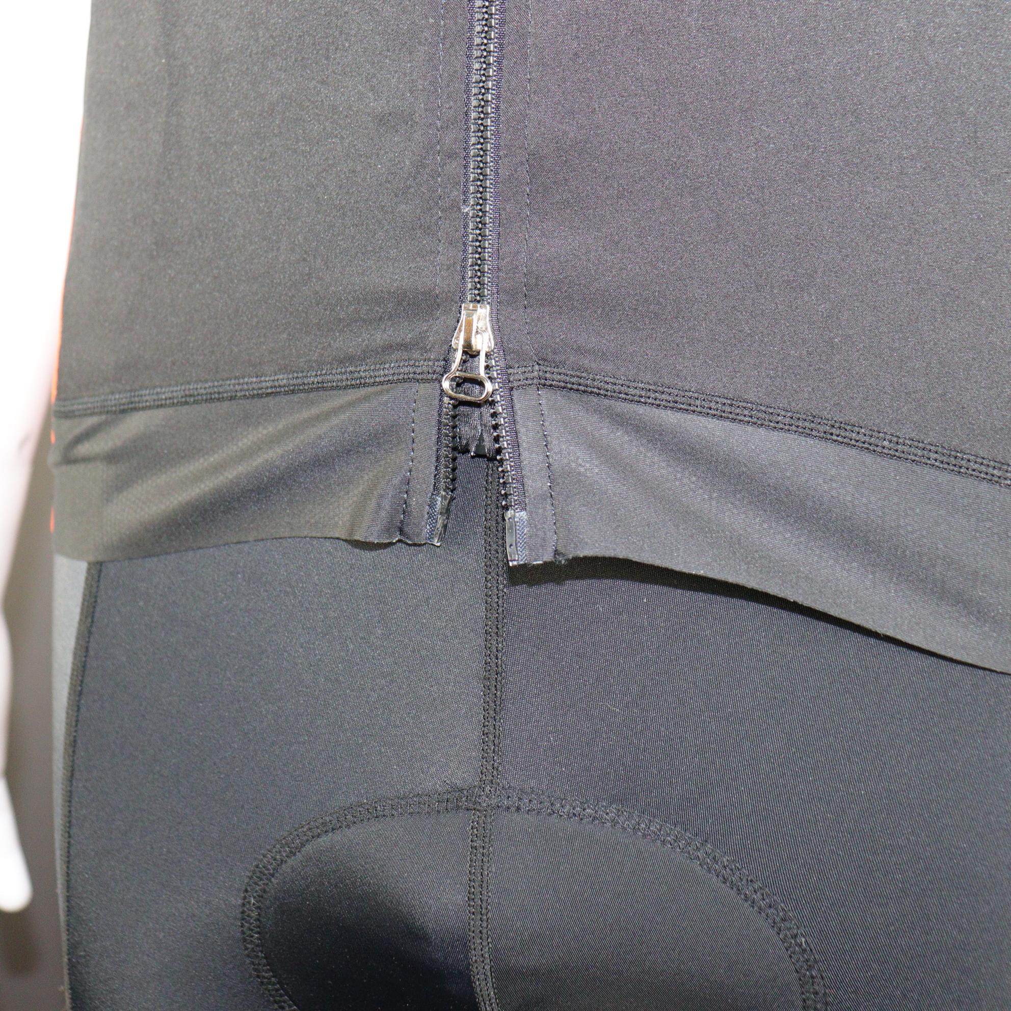 Pro Cycle Gilets Twin Opening Double Zip