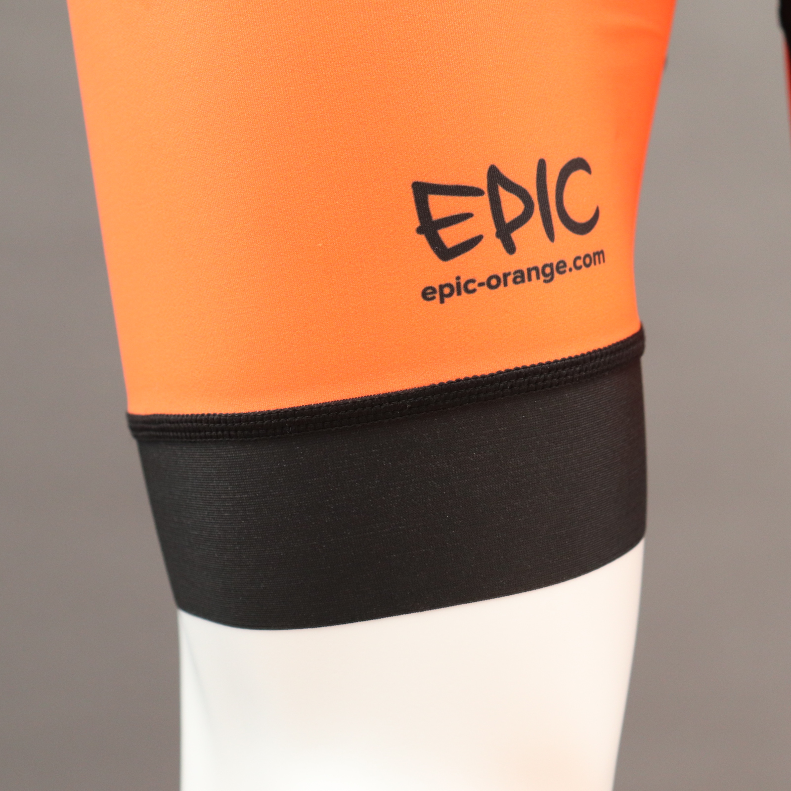Endurance Tri Suit - hypo-allergenic seamless leg opening.