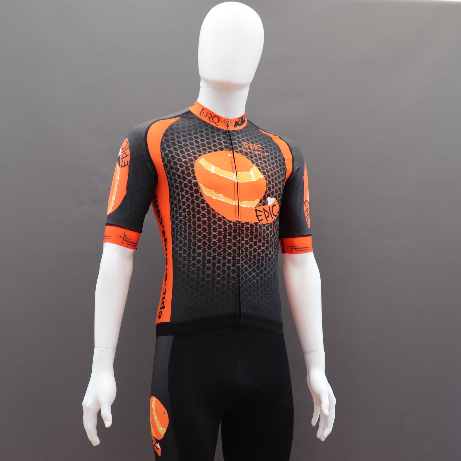 Custom Pro Cycle Jerseys