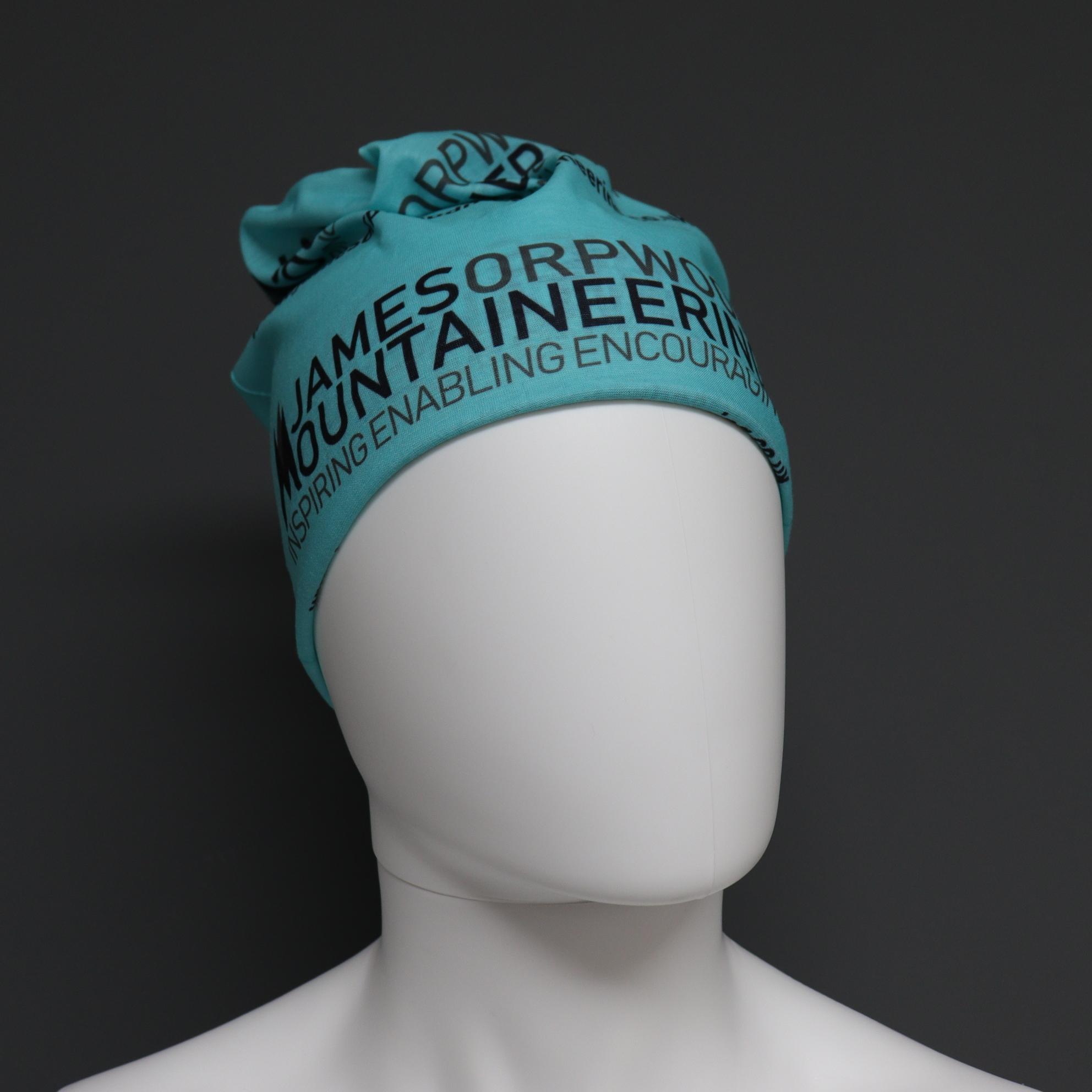 Buff Style Headwear - James Orpwood Mountaineering