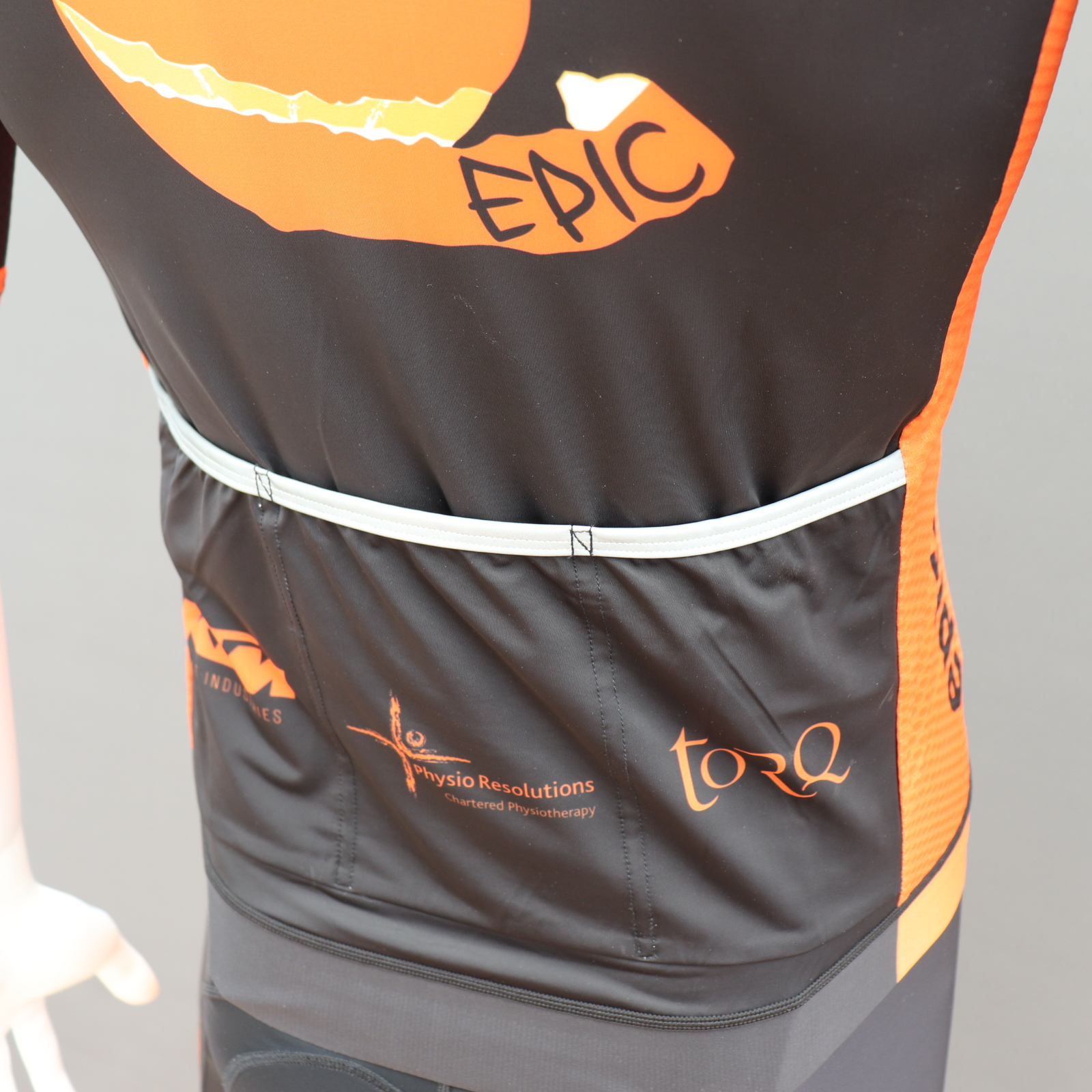 Euro Pro Cycle Jerseys - Reflective Pack