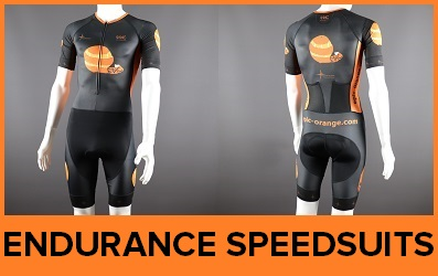 Custom Triathlon Speeduits - Tri suits with sleeves