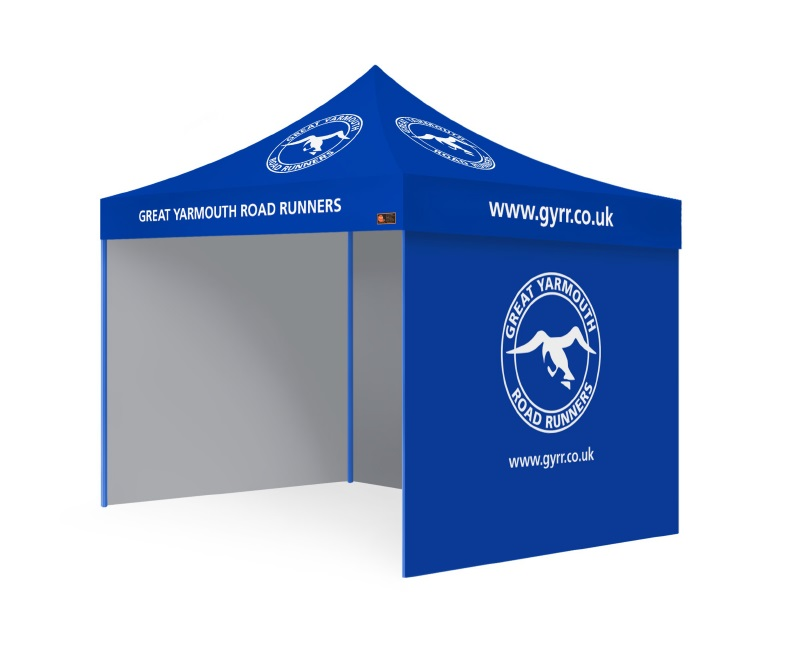 Custom Printed Gazebo Complete Package - GYRR