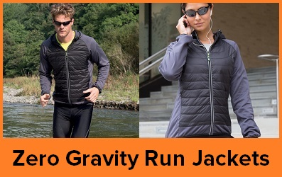 Custom Printed Zero Gravity Running Jackets