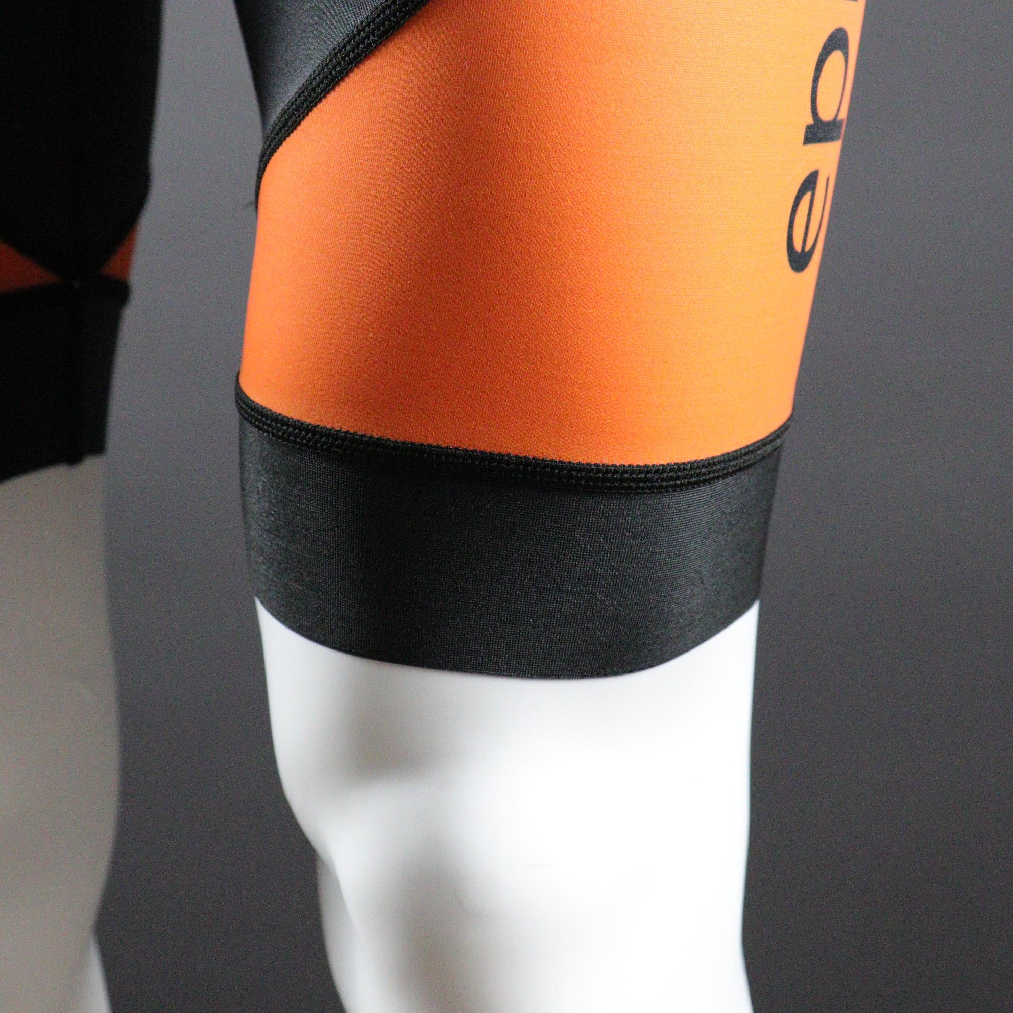 Custom Sprint Tri Shorts - Comfort Leg Grippers