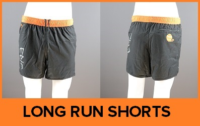 Custom Printed Long Running Shorts