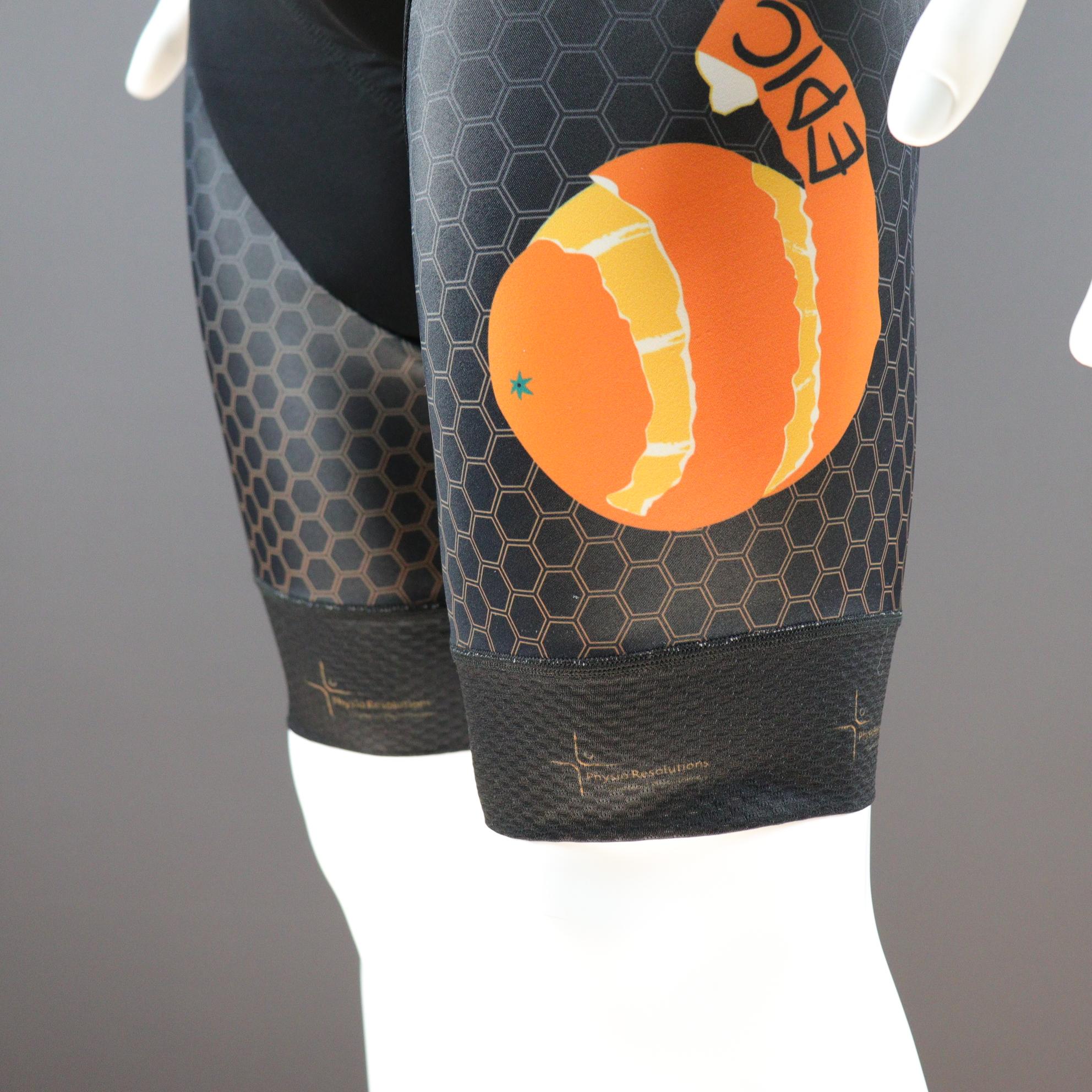 Custom Aero Speedsuits, Waffle Aero legbands