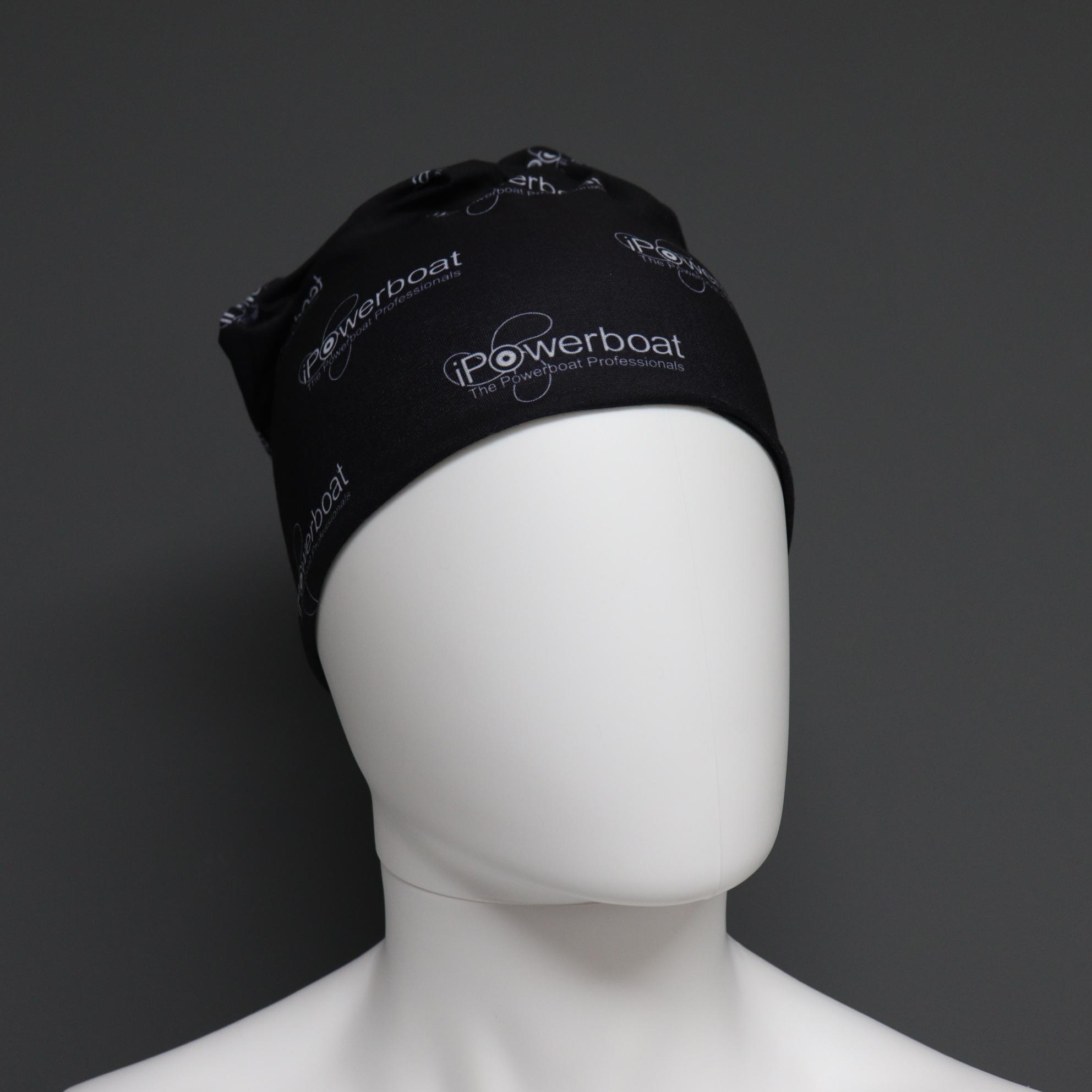 Custom Printed Buff Style Headwear - Powerboat