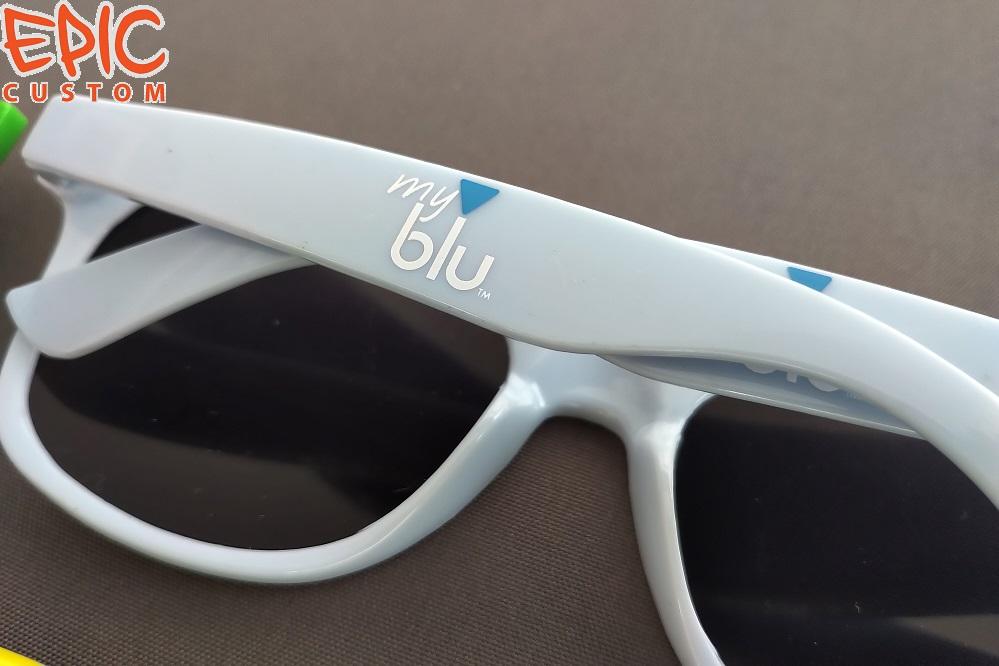 Custom Printed Sunglasses