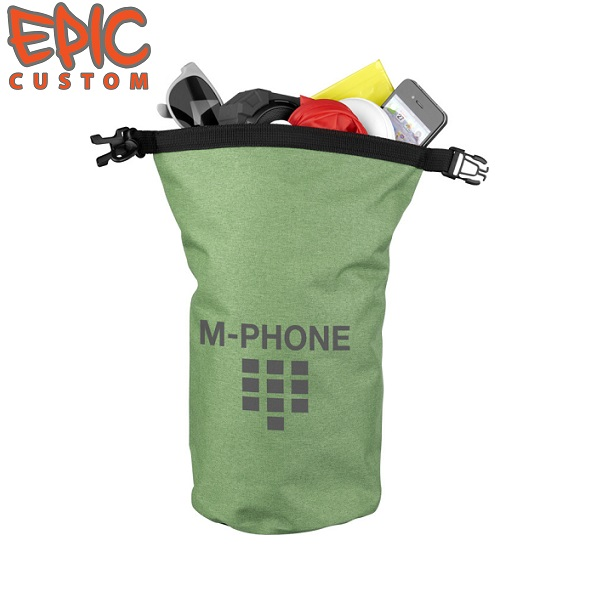 Printed Dry Bags 5 litre GREEN