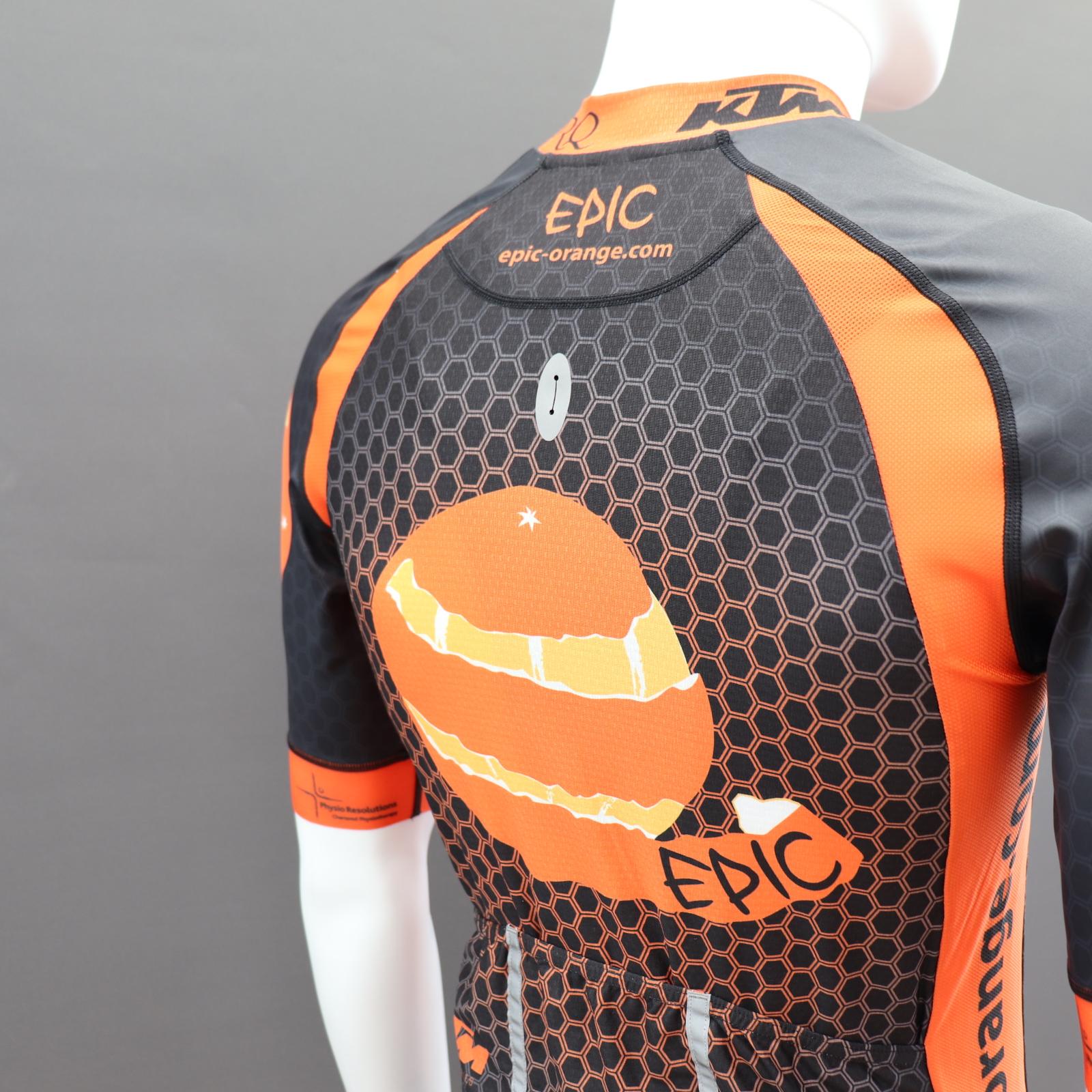 Custom Pro Cycle Jerseys Comms Port