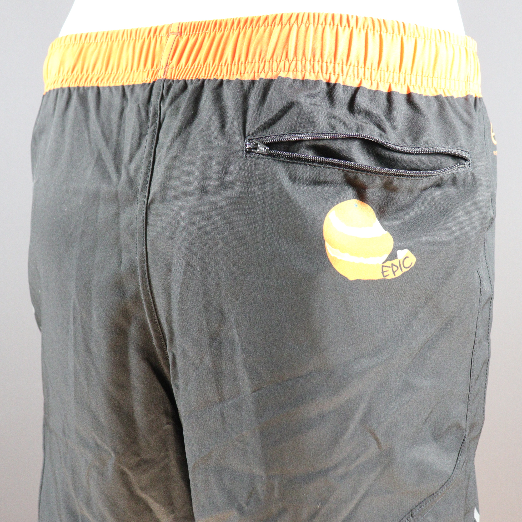 Custom Printed Long Run Shorts