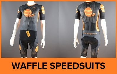 Custom Printed Cycling Speedsuits Aero Skin Suits