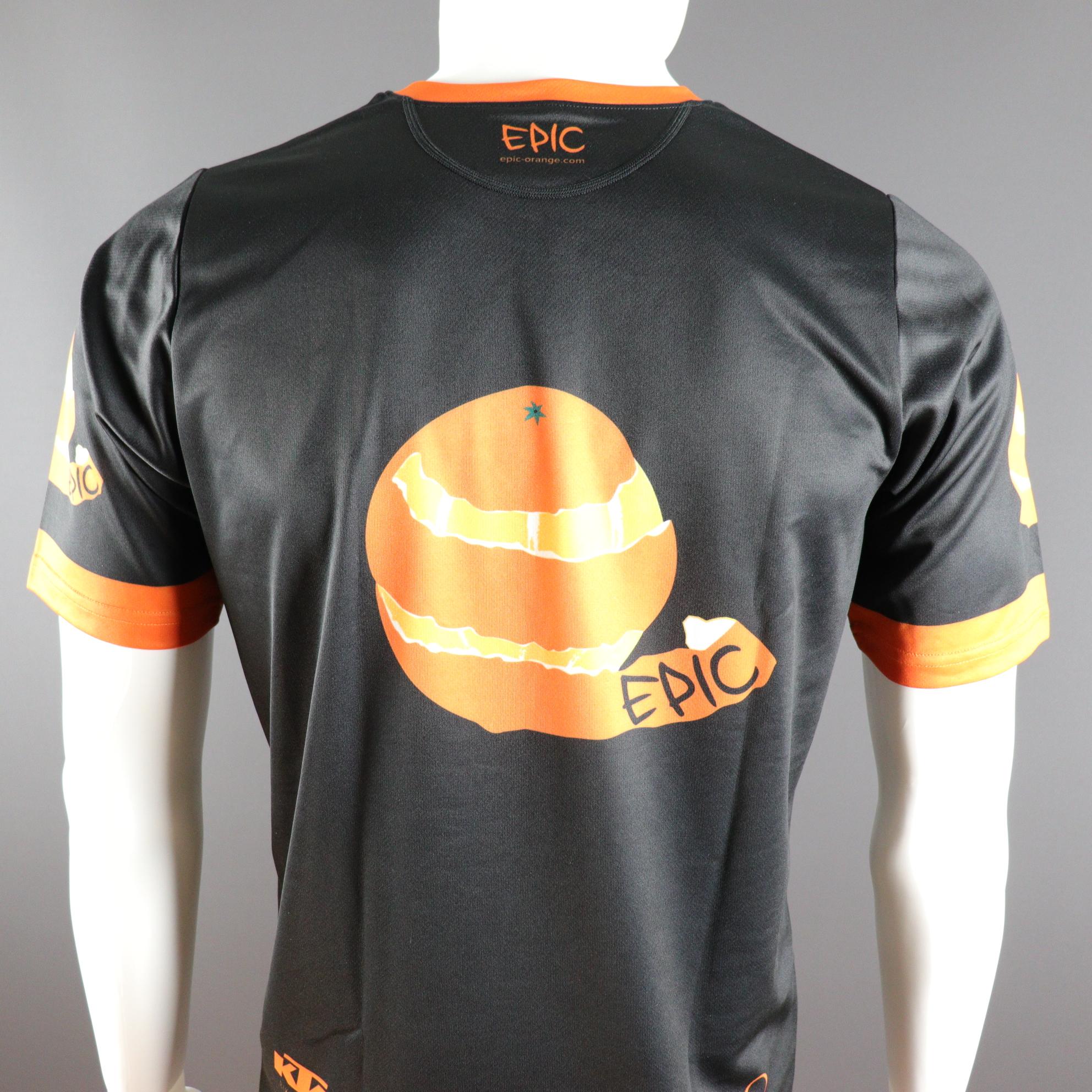 Custom Printed Running Tech T Shirts