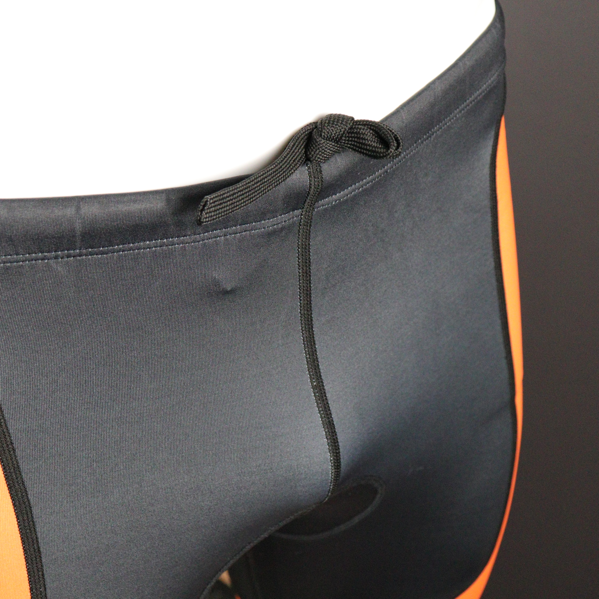 Custom Sprint Tri Shorts - Corded Waist