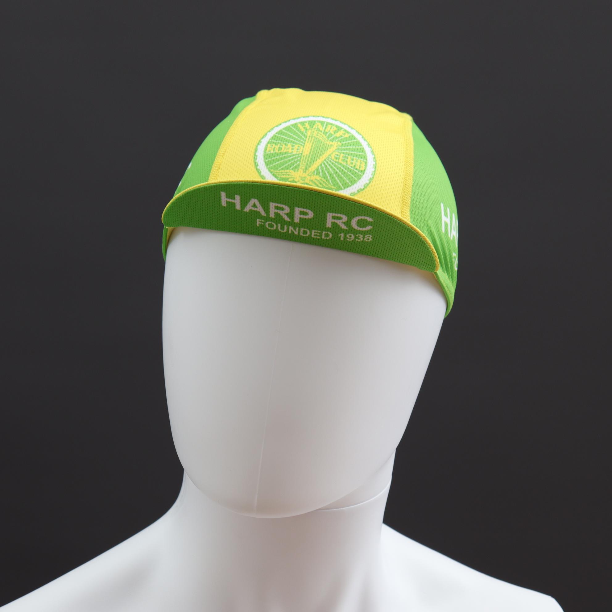 Custom Printed Cycle Caps