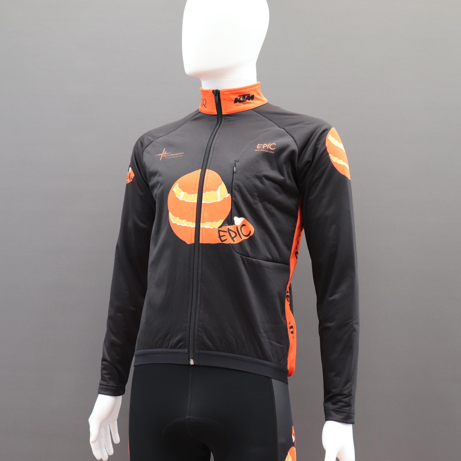 Sub Zero Custom Winter Cycling Jackets