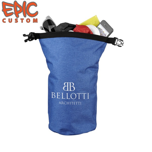 Printed Dry Bags 5 litre BLUE