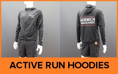 Custom Printed Running Hoodies