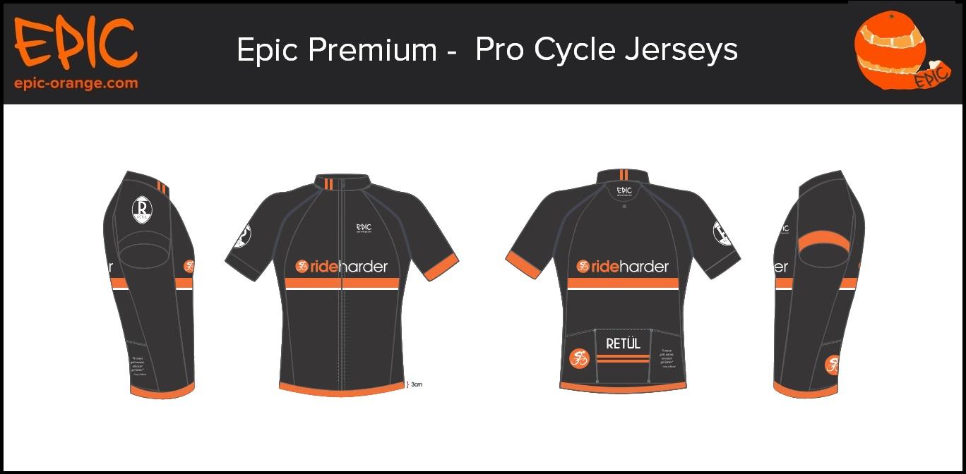 Epic Premium Cycle Kit range