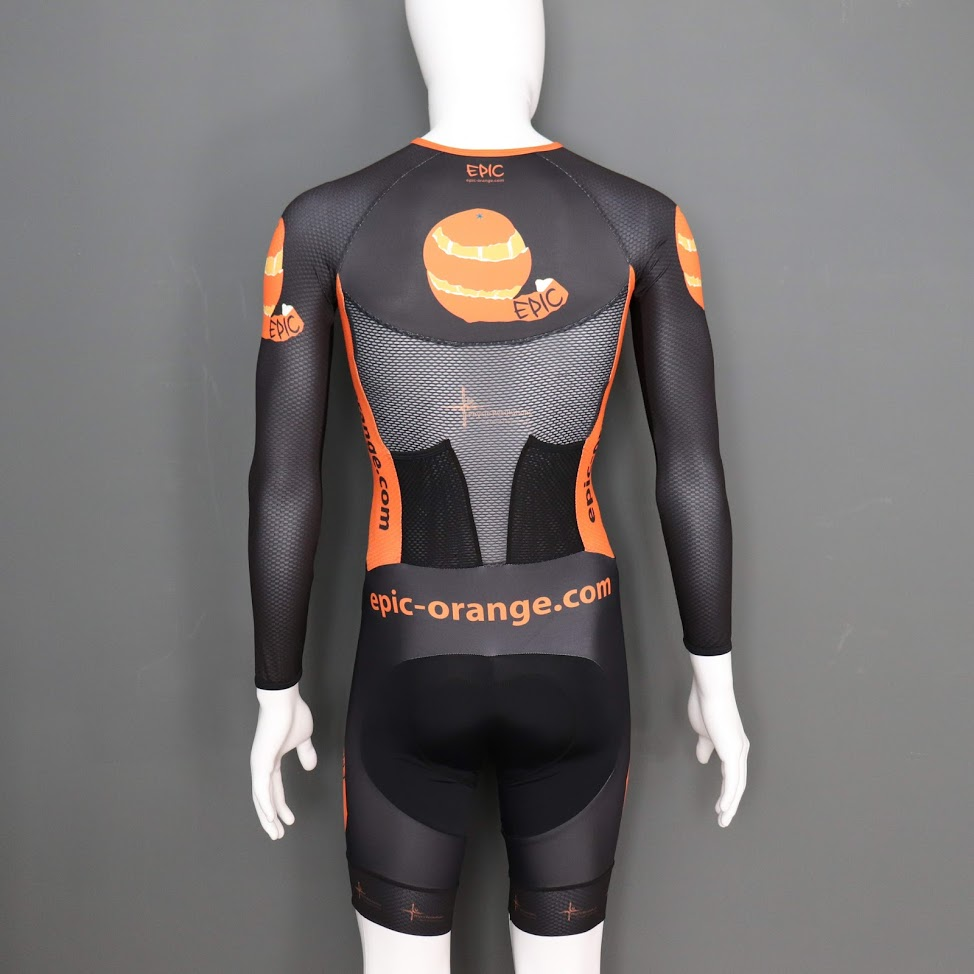 Custom Supersuits (Long Sleeved Speedsuits)