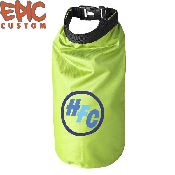 Custom Printed Dry Bags GREEN