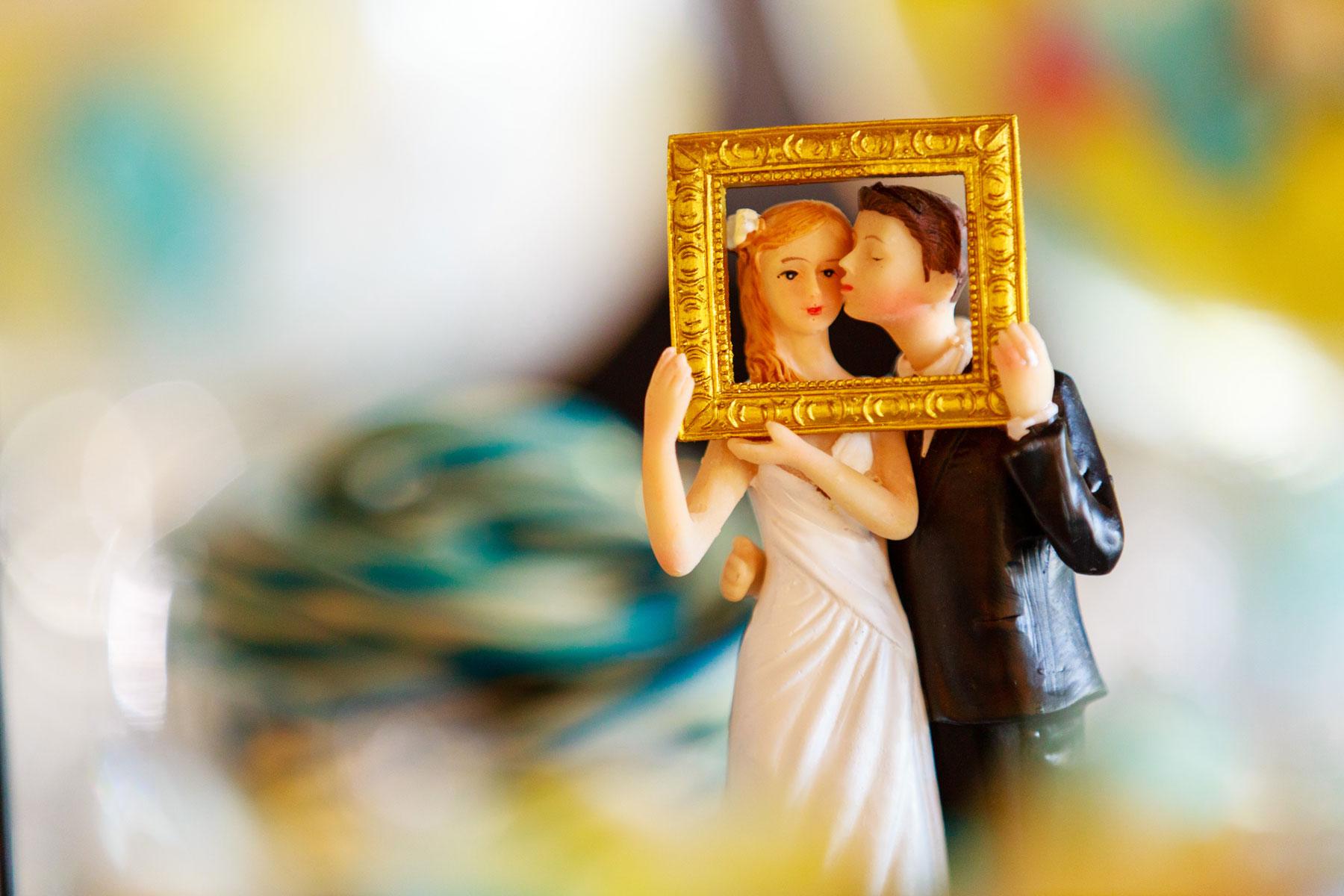 photographe de mariage à mesquer salle de l'artymes déco de table wedding cake