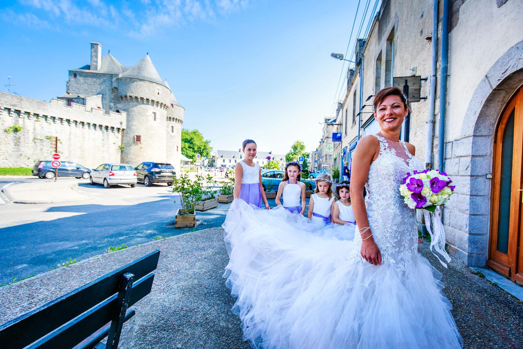 Reportage photo de mariage à Guérande La Baule Presqu'ile de Guérande , photographe nils dessale