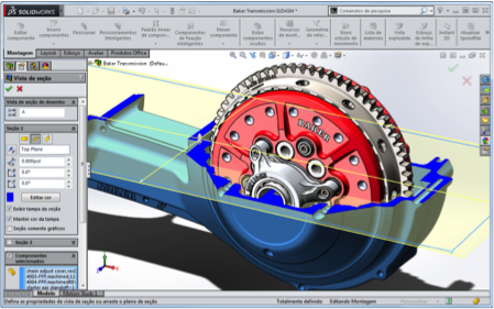 Conception CAO SolidWorks spaceclaim MSC One Nastran Patran Impression 3D fabrication additive