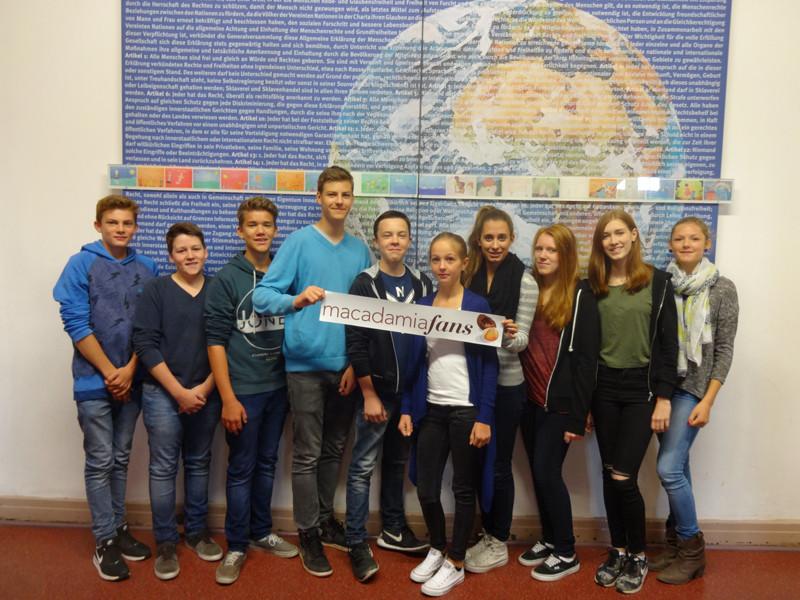 "WPU ""Nachhaltige Schülerfirma"" 2015/16"