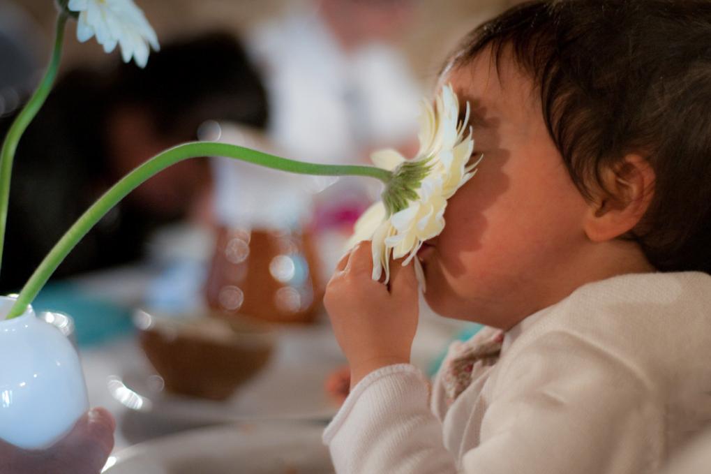 Souvenir d'un baptême en famille - Photographe des événements familiaux / Baptism photos - Familial events in Photos