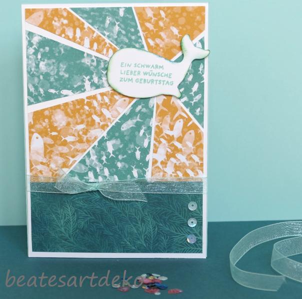 Projekt 3: Geburtstagskarte