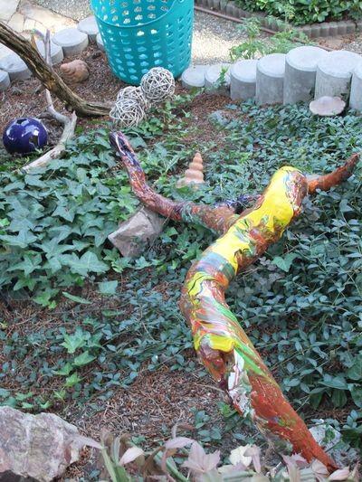 Gartenanker
