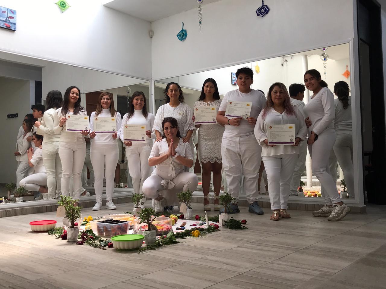 85va Generación Los Reyes la Paz, Edo. México (2020).