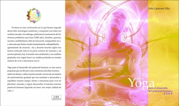 Libro de Yoga $200, Incluye envío en México.