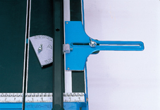 DXワイドセラロータス用 角度定規 (オプション品)